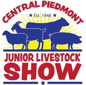 Cover photo for 2019 Central Piedmont Junior Livestock Show & Sale April 16-17