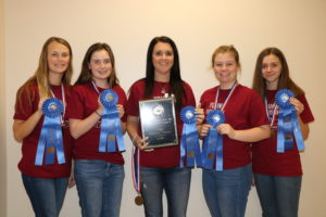 Cover photo for 2020 NC 4-H Horsebowl Champions Crowned